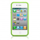 Bumper iPhone 4/4S verde