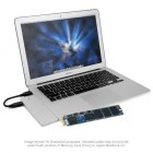 Barrette SSD 120Go OWC Aura Pro + Envoy Kit - MacBook Air 2010/11