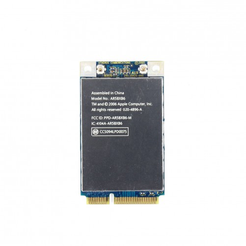 Carte AirPort Extreme (802.11g) - MacBook Pro 2006