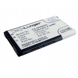 Batterie Sharp compatible N49A, SH800, SH800M