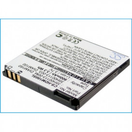 Batterie SoftBank compatible Touch Diamond, X04HT