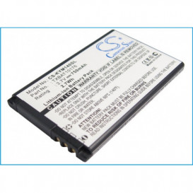 Batterie Virgin Mobile compatible M2000, M2000 X-tc