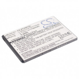 Batterie ZTE compatible Grand X Quad, Grand X Quad V987, Imperial, Imperial N9101, N9101, N919, N980, N9810, Smile Q, Supreme