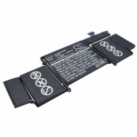 "Batterie Apple 6500mAh / 74.29Wh 11,43V compatible Macbook Pro 13"" 2015 Retina, MF839LL/A, MF841LL/A"
