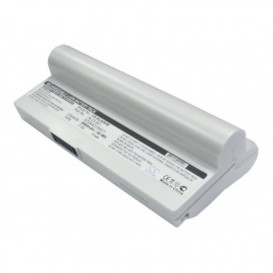 Batterie Asus 8800mAh 7,4V compatible Eee PC 1000, Eee PC 1000H, Eee PC 1000HA, Eee PC 1000HD, Eee PC 1000HE, Eee PC 1200, Ee