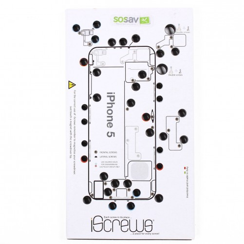 Screw organizer (Kaisi) - iPhone 4