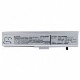 Batterie HP 4400mAh/48.84Wh 11,1V compatible Business Notebook NX4300
