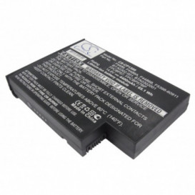 Batterie LIFETEC 4400mAh 14,8V compatible LT6001