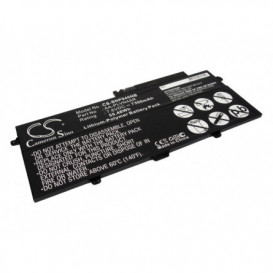 Batterie Samsung 7300mAh / 55.48Wh 7,6V compatible Ativ Book 9 Plus, NP940X3G, NP940X3G-K01, NP940X3G-K01AU, NP940X3G-K01CA,