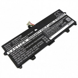 "Batterie Samsung 3900mAh / 29.64Wh 7,6V compatible Notebook 9 13.3"", NP900X3L, NP900X3L-K01, NP900X3L-K01HK, NP900X3L-K04, NP"