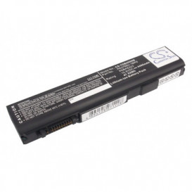 Batterie Toshiba 4400mAh / 47.52Wh 10,8V compatible Dynabook Satellite B450/B, Dynabook Satellite B451, Dynabook Satellite B4