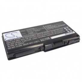 Batterie Toshiba 8800mAh / 95.04Wh 10,8V compatible Dynabook Qosmio GXW/70LW, Qosmio 90LW, Qosmio 97K, Qosmio 97L, Qosmio G60