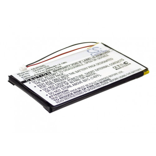 Batterie iRiver compatible H110, H120, H140, H320, H340 MP3 Playmer