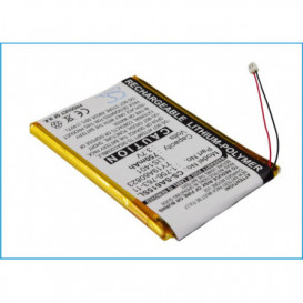 Batterie Sony compatible NW-S710, NWZ-S600, NWZ-S600F, NWZ-S610, NWZ-S615, NWZ-S615F, NWZ-S616, NWZ-S616F, NWZ-S618, NWZ-S618