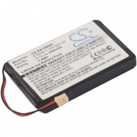 Batterie Sony compatible NW-A1000, NW-A1200, NW-A1200s, NW-A1200v