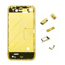 Gold Rear Frame - iPhone 4S