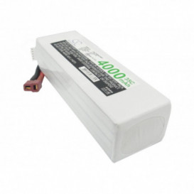 Batterie RC Li-Polymer 4000mAh 14,8V compatible LP4004C35RT