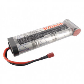 Batterie RC Ni-MH 3600mAh 8,4V compatible NS360D47C115