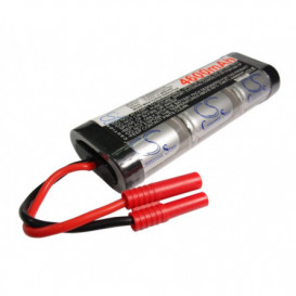 Batterie RC Ni-MH 4600mAh 7,2V compatible NS460D37C118