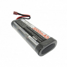Batterie RC Ni-MH 3000mAh 7,2V compatible NS300D37C115