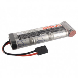 Batterie RC Ni-MH 3000mAh 8,4V compatible NS300D47C012