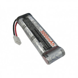 Batterie RC Ni-MH 3000mAh 8,4V compatible NS300D47C006