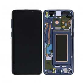 Screen CORAL BLUE (Official) - Galaxy S9