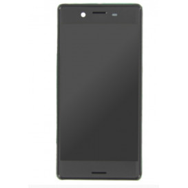 Screen BLACk (without frame) - Xperia X