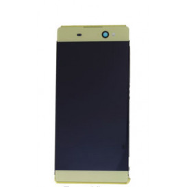 Screen GOLD (without frame) - Xperia XA Ultra