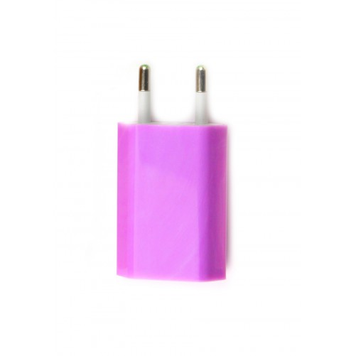 Chargeur iPhone Violet