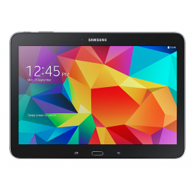 Galaxy Tab 4 10.1 WiFi NOIRE (Reconditionnée - Grade : Bronze)