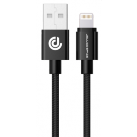 Braided Lightning Cable MFI (2 metres)
