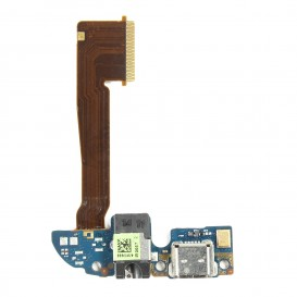 Dock connector + Microphone + Jack Plug - HTC M8
