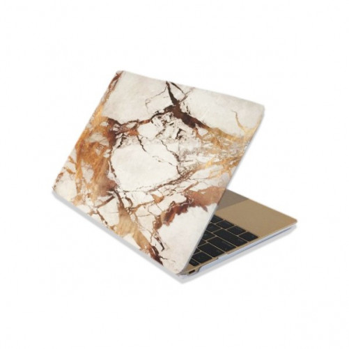 "Coque soft touch style marbre MacBook Pro 15"" Marbre"