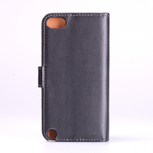 IPod Touch 5 leatherette wallet case
