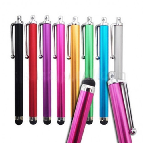 Stylet tactile touch pen couleur iPhone, iPod, iPad