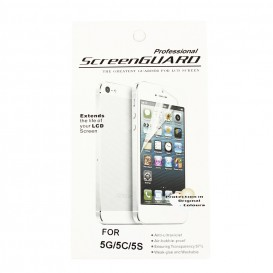 Film protecteur ScreenGuard  - iPhone 5 / 5C / 5S / SE