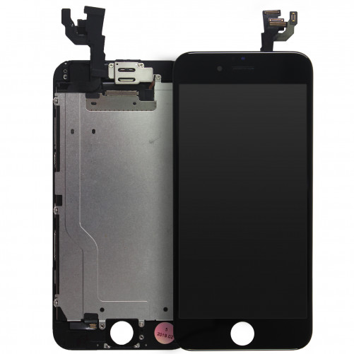 Complete Screen Assembled iPhone 6 Black Original Quality