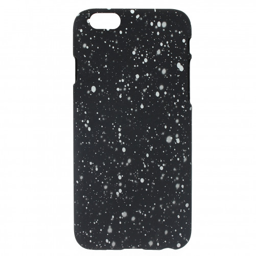 Rigid 3D Soft Touch Case Starry Sky iPhone 6 6S