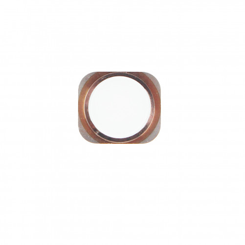 IPhone 5S / SE Home Button - Pink Gold