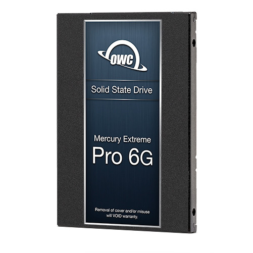 "Disque SSD 2,5"" OWC 2To Mercury Extreme Pro 6G"