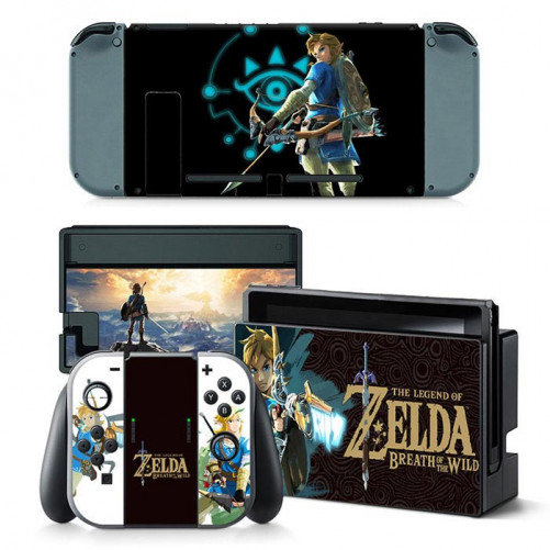 Skin Nintendo Switch Zelda (Stickers)