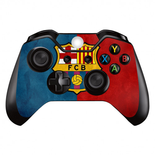 Skin Manette Xbox One FC Barcelone (Stickers)