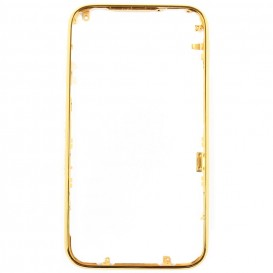 Gold-plated Metallic frame - iPhone 3G/3GS
