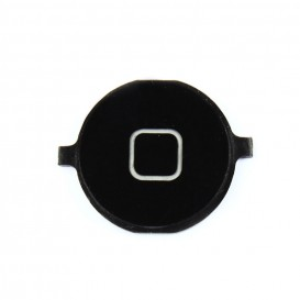 Black Home Button - iPhone 4S