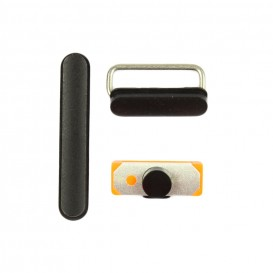 Set of 3 Buttons (Volume, vibrator & power)  - iPad 2 / 3 / 4