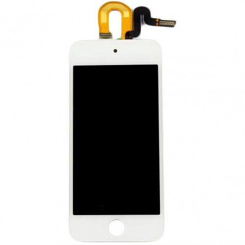 Complete Screen Assembly WHITE - iPod Touch 5G