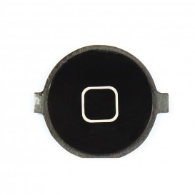 Black home button - iPhone
