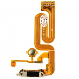 Dock connector + home button flex cable - iPhone