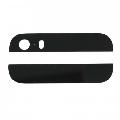 Upper & lower rear plastic cover - iPHone 5S